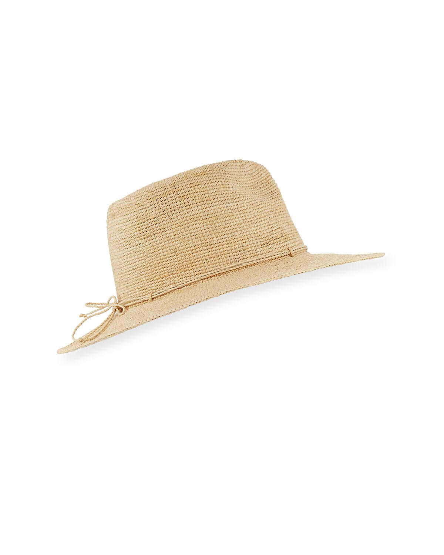 Helen Kaminski Hats DESMONDA RAFFIA SUN HAT