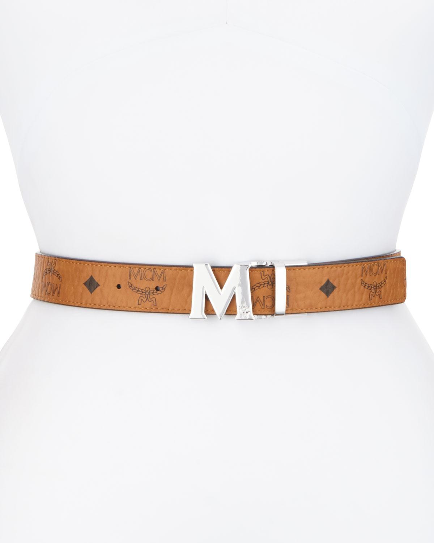 Reversible Logo Belt