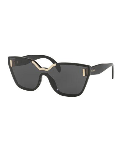Butterfly Shield Sunglasses