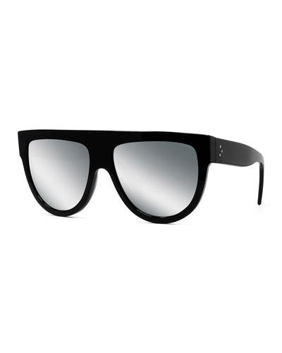 79e21a2735 Flattop Gradient Shield Sunglasses