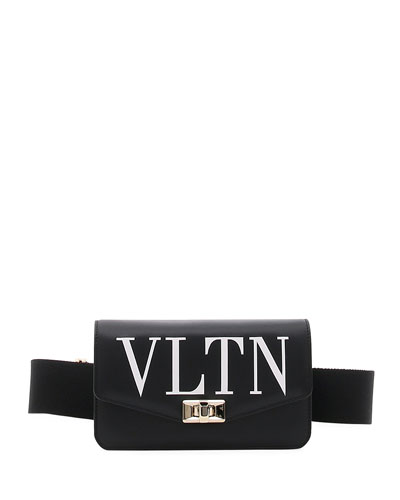 VLTN Logo Belt Bag