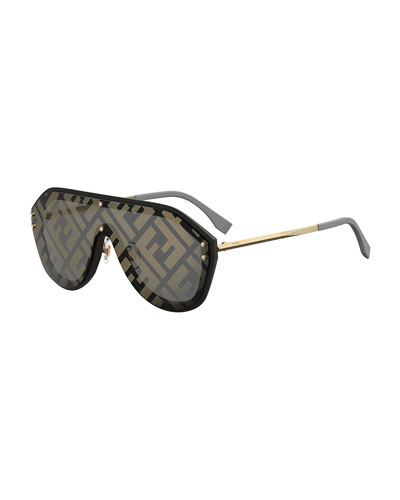 bc71ad79a0 FF Shield Sunglasses Quick Look. Fendi