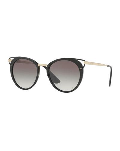 a51cc32ab4a Womens Round Sunglasses