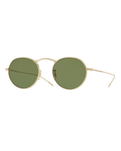 M-4 30th Anniversary Round Sunglasses