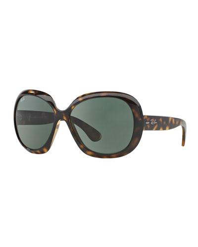 Monochromatic Butterfly Sunglasses