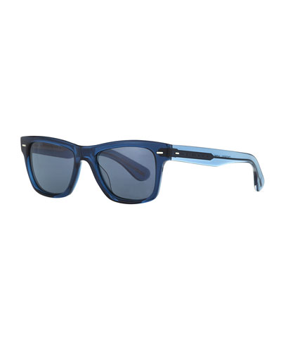 6e932584b2b Square Acetate Sunglasses Quick Look. Oliver Peoples