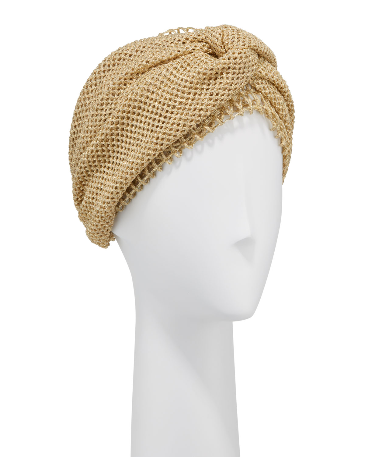 Missoni Accessories MIXED KNIT KNOTTED HEADBAND