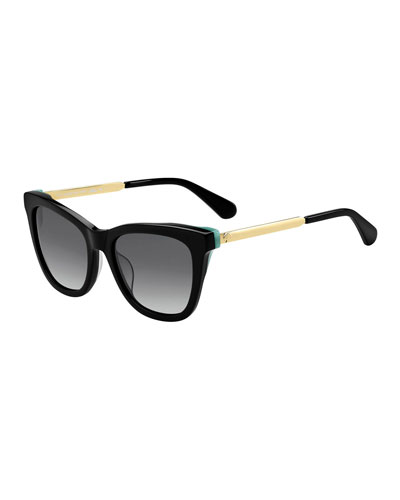 alexane rectangle sunglasses