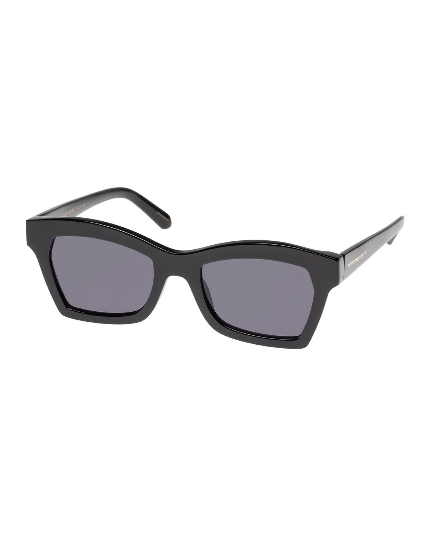 Karen Walker Sunglasses BLESSED CAT-EYE SUNGLASSES
