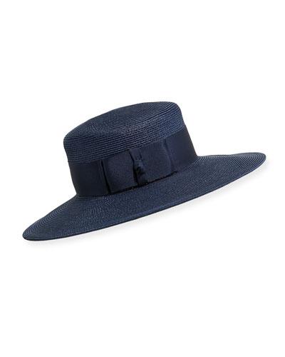 Melania Structured Hat