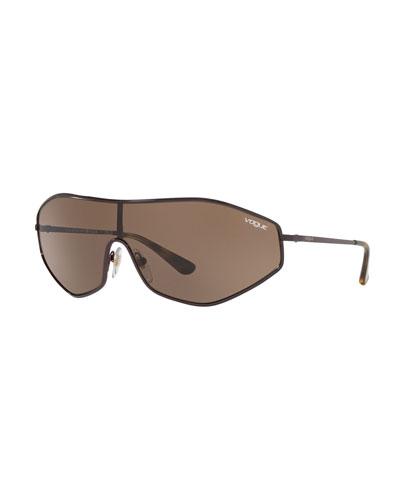 1c7fbdd5c12ce Monochromatic Shield Sunglasses