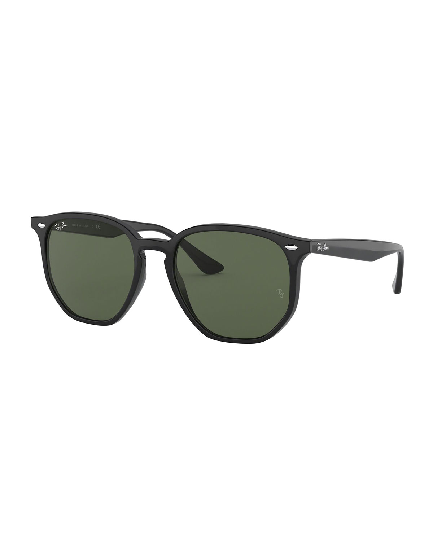Ray Ban Sunglasses RECTANGLE MONOCHROMATIC SUNGLASSES