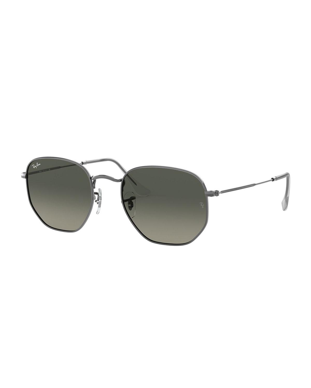 Ray Ban Sunglasses SQUARE STEEL MONOCHROMATIC SUNGLASSES