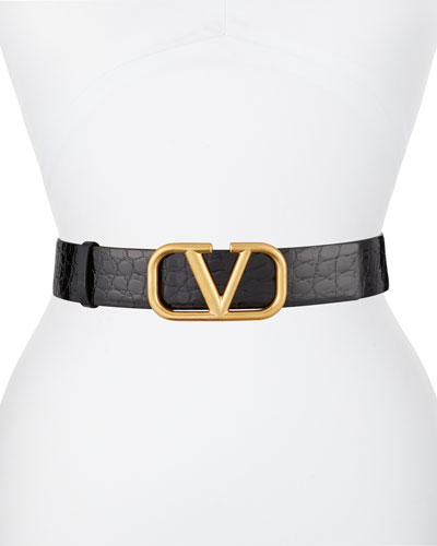 VLOGO Alligator Belt