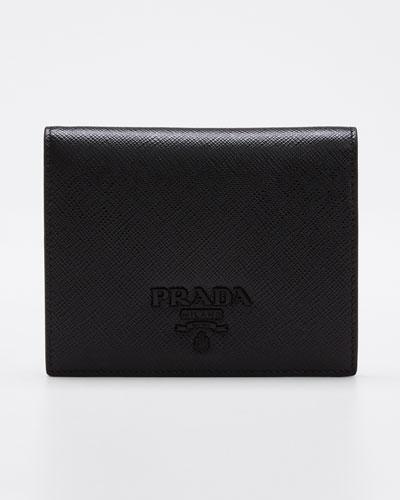 Monochrome French Wallet