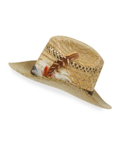Kate Panama Toquilla Palm Straw Hat