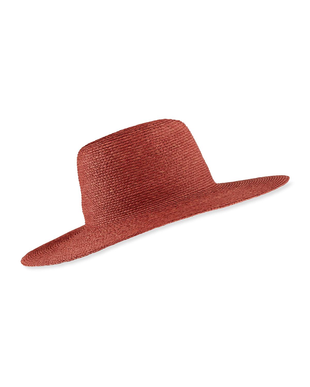 Helen Kaminski MAIYA RAFFIA STRAW HAT WITH UPF 50+