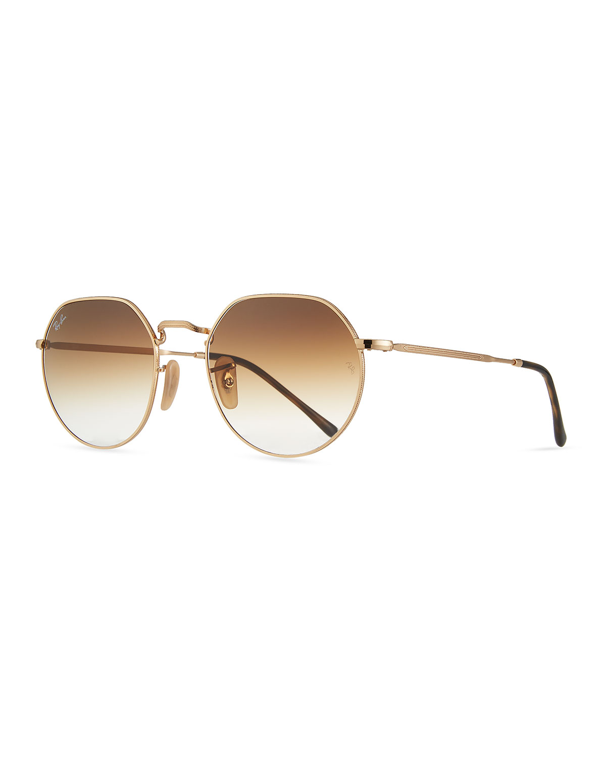 Ray Ban RB356553Y ROUND METAL SUNGLASSES