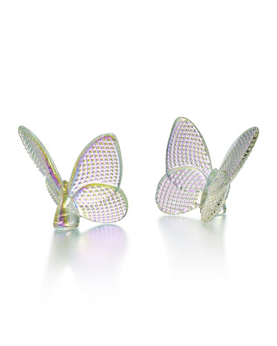 Lucky Butterfly, Iridescent Diamante