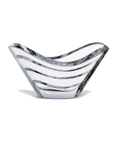Wave Bowl, Clear