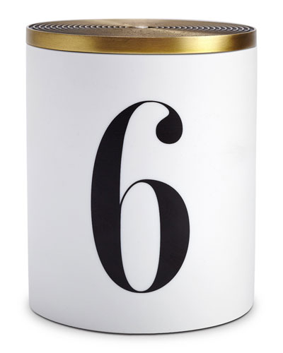 Jasmin d'Inde Candle - No. 6