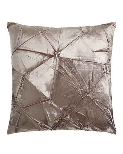 Cobble Facet Pillow