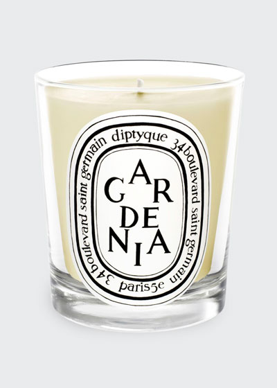 Gardenia Scented Candle