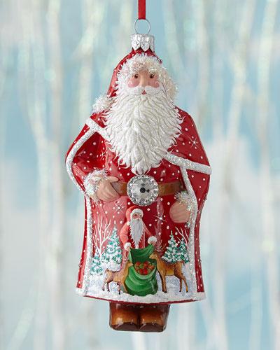 Kiev Claus Christmas Ornament
