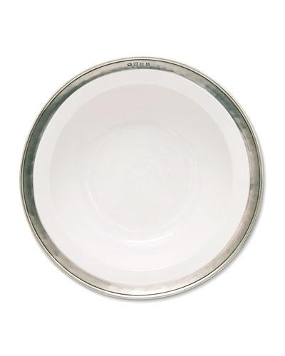 Convivio Small Round Serving Bowl