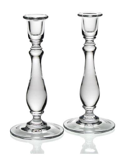 Meryl Candlesticks, Set of 2
