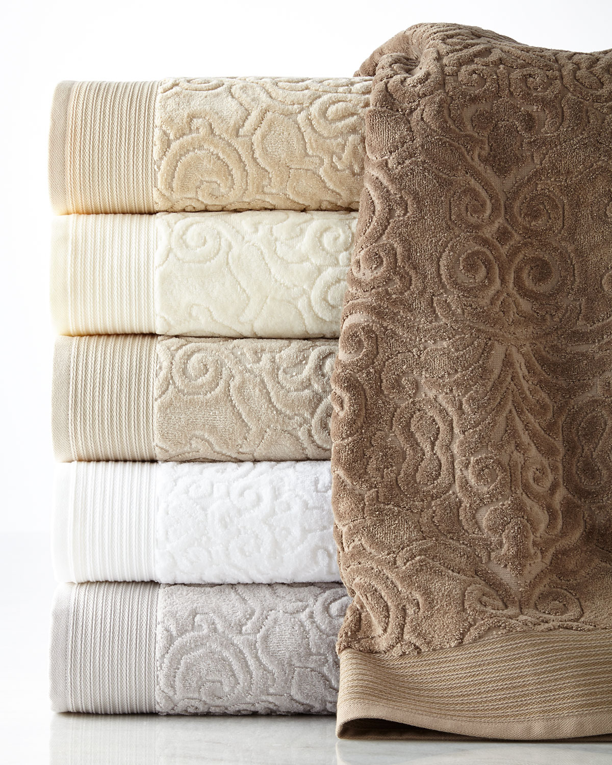 Peacock Alley Towels PARKER HAND TOWEL