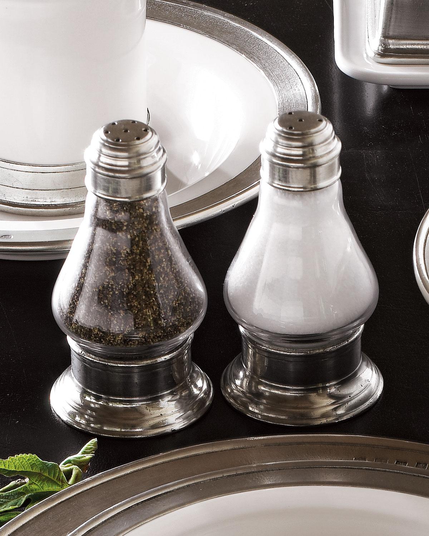 Match Kitchen & dinings SIENA SALT & PEPPER SHAKERS