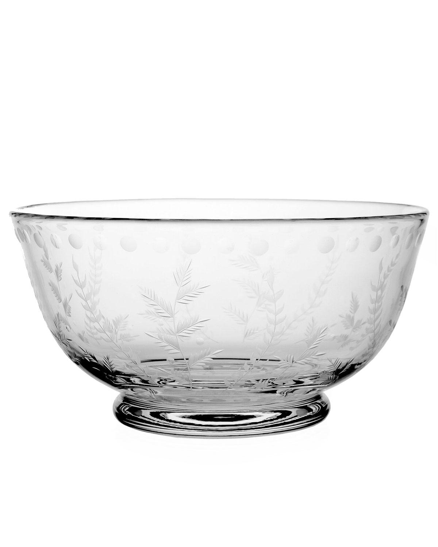 "William Yeoward Dinnerwares FERN 12"" BOWL"
