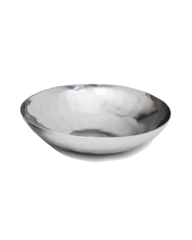 "Mary Jurek Dinnerwares LUNA 15"" ROUND SERVING BOWL"