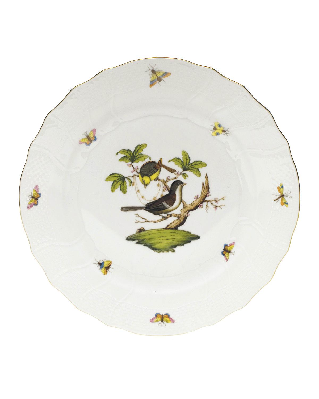 Herend Dinnerwares ROTHSCHILD BIRD DINNER PLATE #1
