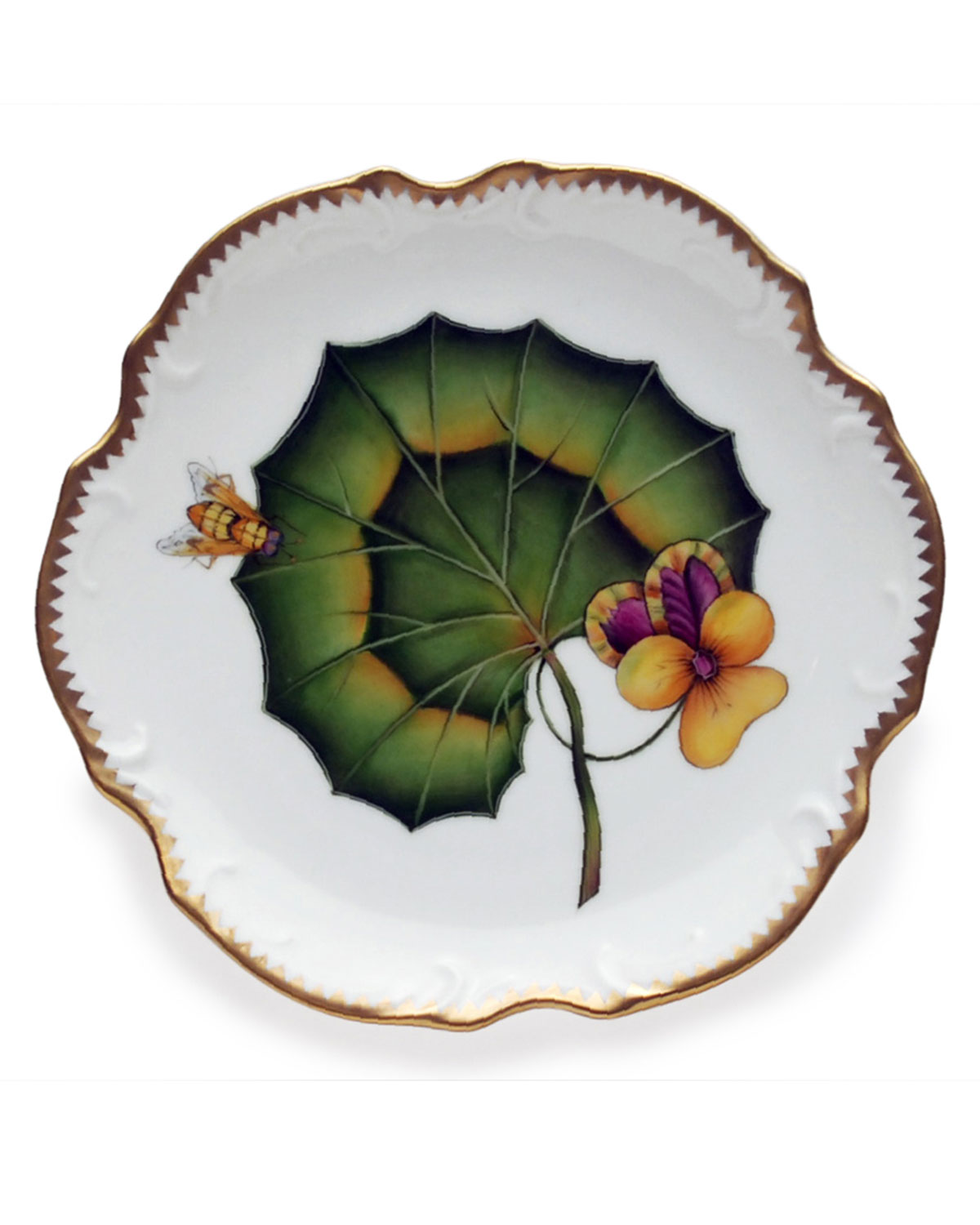Anna Weatherley Dinnerwares TREASURE GARDEN BREAD & BUTTER PLATE