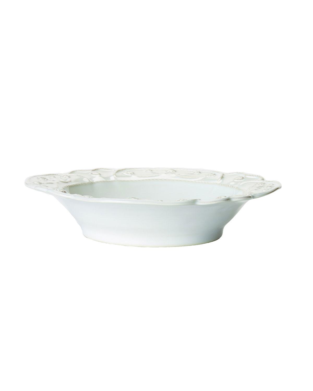 Juliska Dinnerwares JARDINS DU MONDE COUPE PASTA/SOUP BOWL