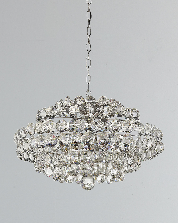 Aerin Home decors SANGER SMALL 12-LIGHT CHANDELIER
