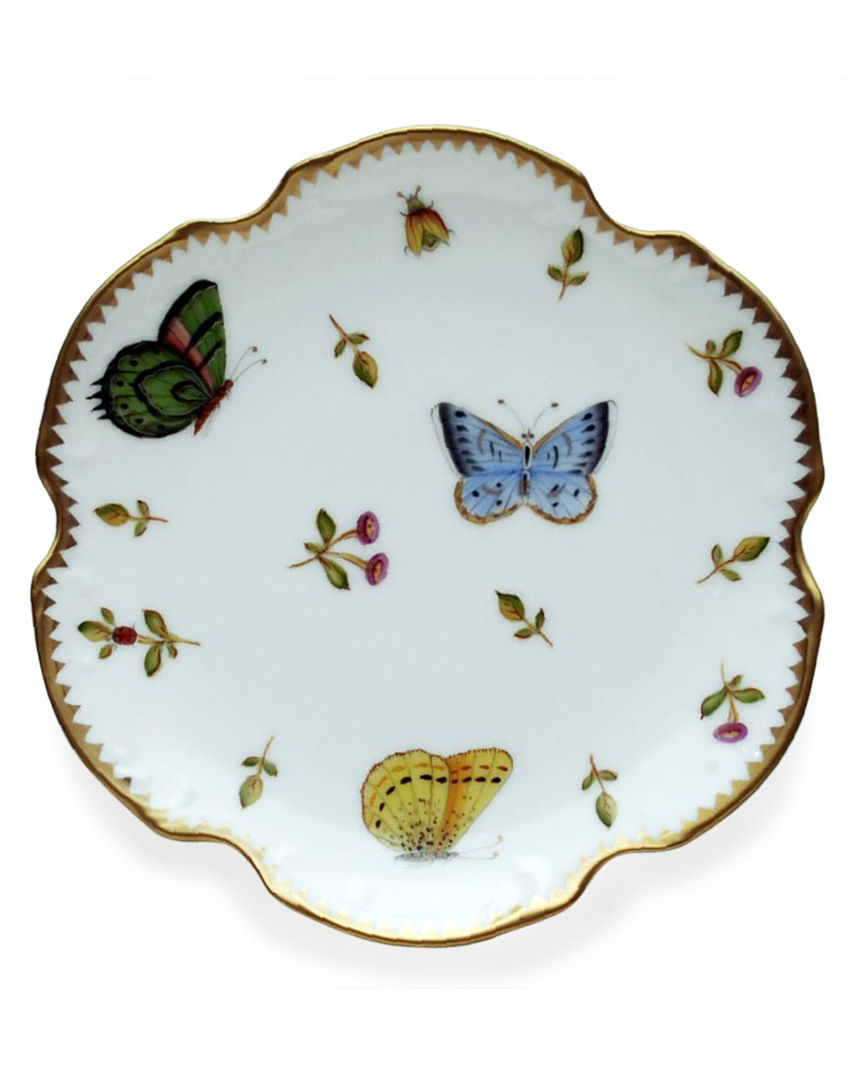 Anna Weatherley Dinnerwares SPRING IN BUDAPEST BREAD & BUTTER PLATE