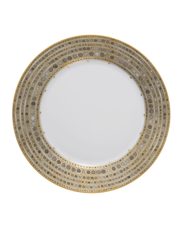 Haviland & Parlon SYRACUSE TAUPE DINNER PLATE
