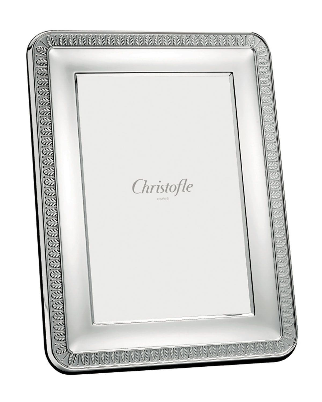 "Christofle Picture frames MALMAISON FRAME, 7""X 9.5"""