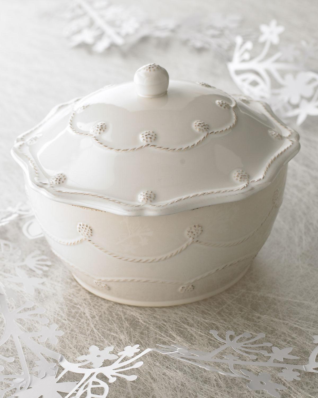 Juliska Cookware & bakewares BERRY & THREAD COVERED CASSEROLE