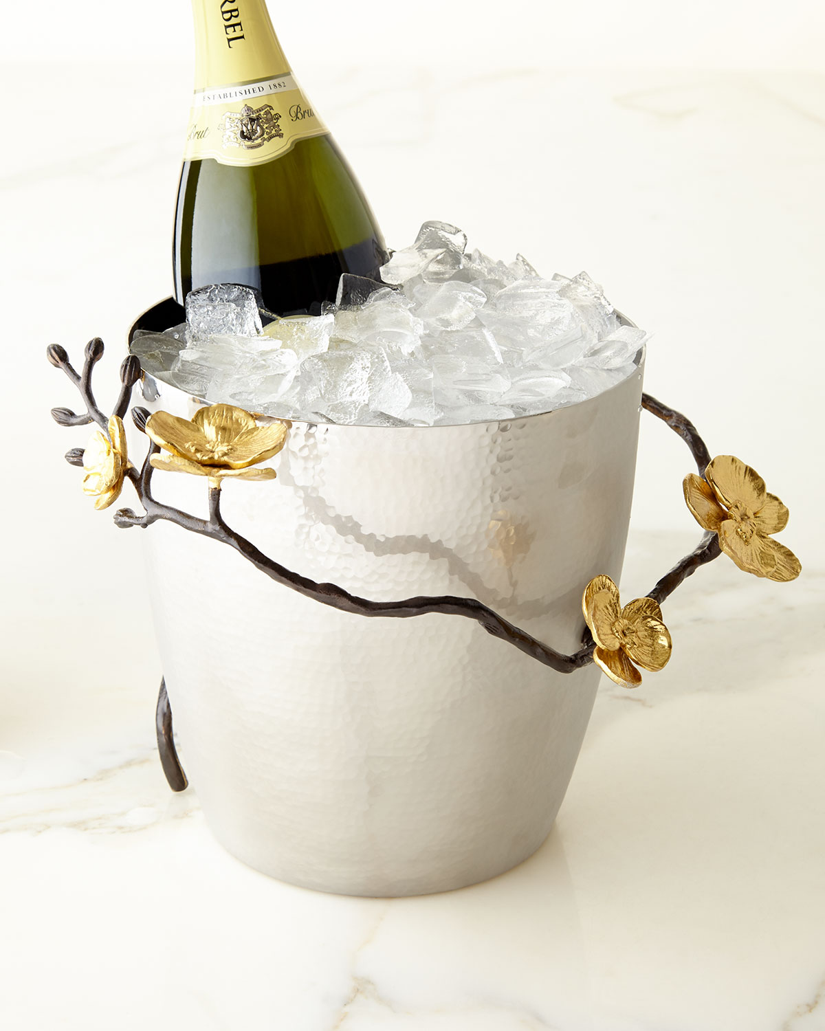 Michael Aram Clothing GOLD ORCHID CHAMPAGNE BUCKET