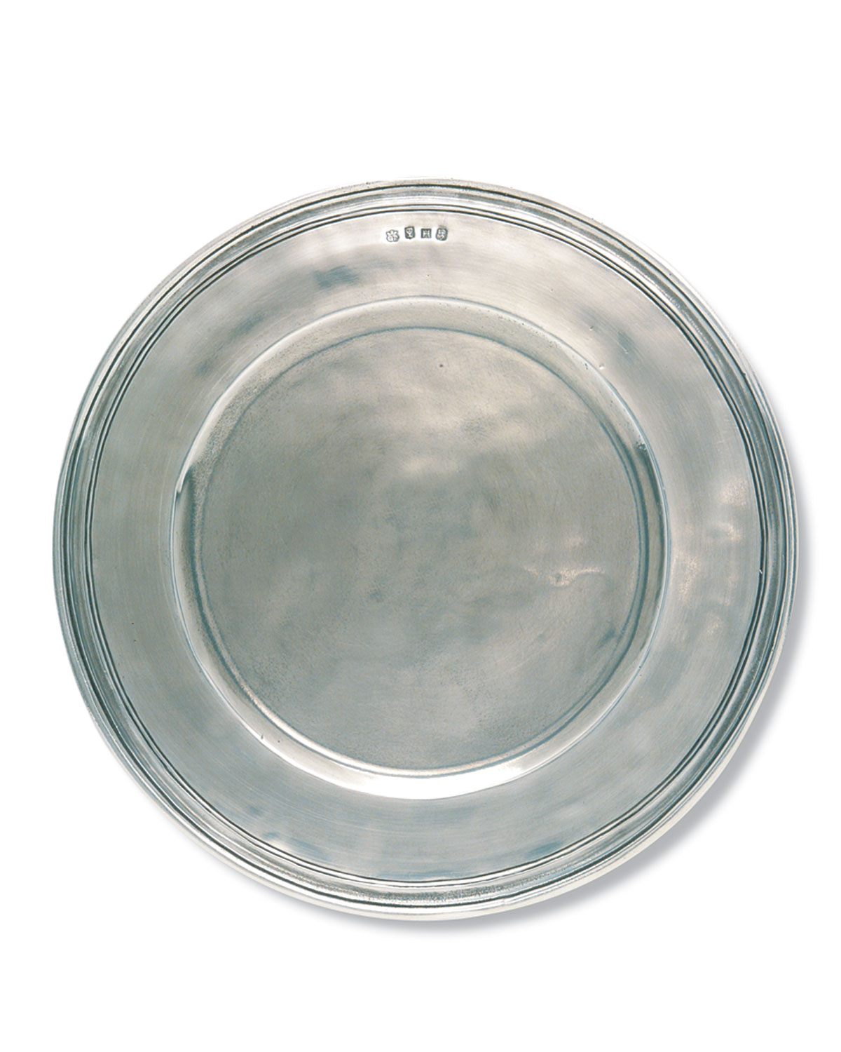 Match Dinnerwares SCRIBED RIM LARGE CHARGER PLATE