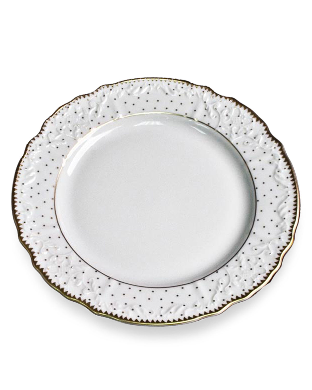 "Anna Weatherley Dinnerwares SIMPLY ANNA POLKA"" SALAD PLATE"""