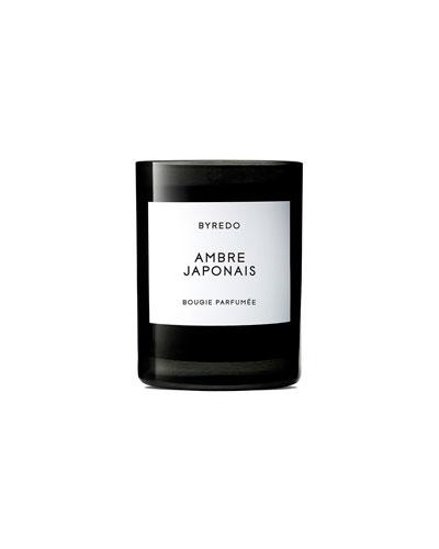 Ambre Japonais Bougie Parfumée Scented Candle