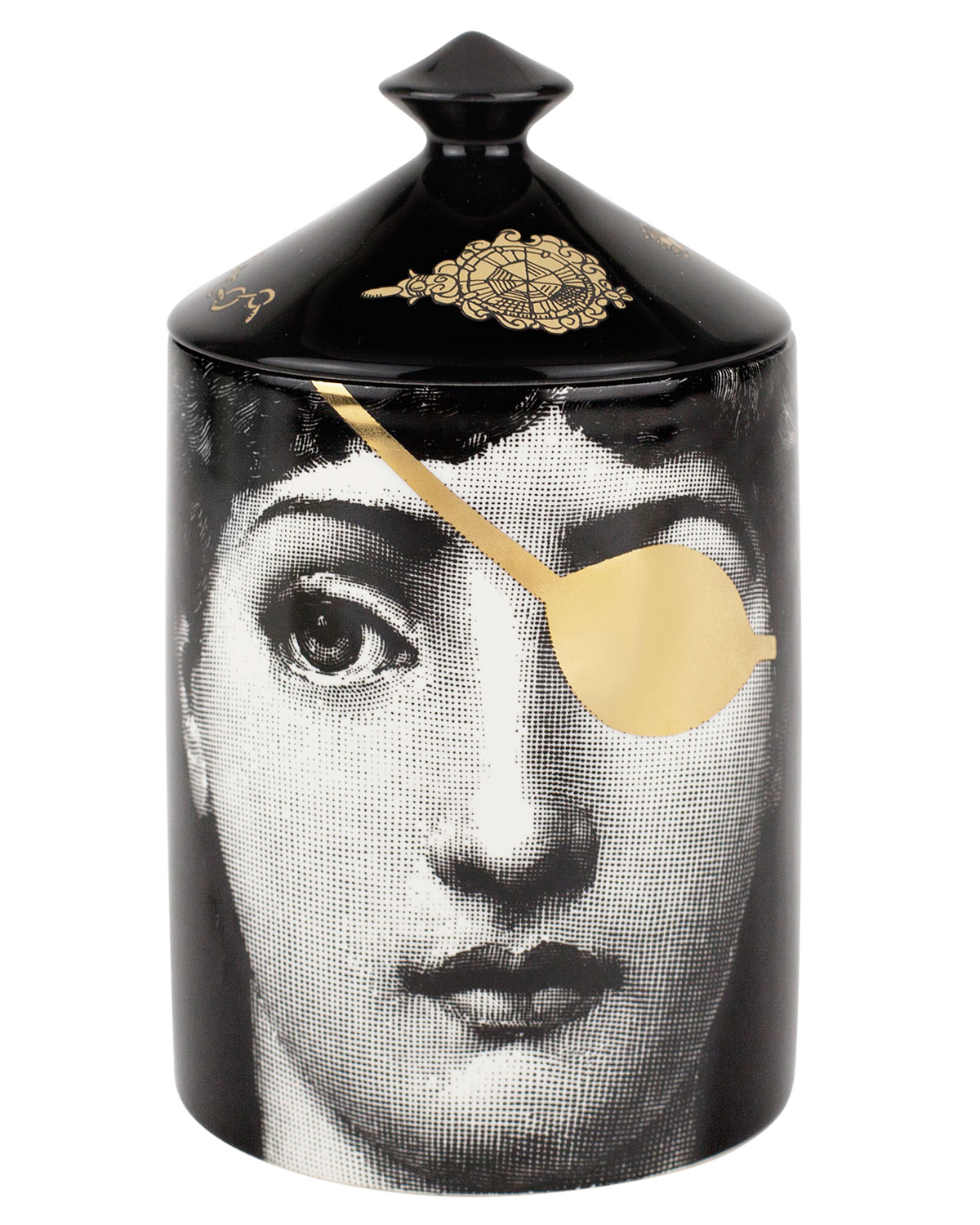 Fornasetti Candles L'ECLAIREUSE SCENTED 300GR CANDLE