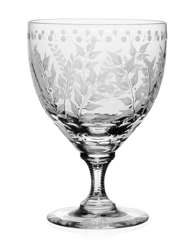 William Yeoward Clothing FERN WINE GLASS, LARGE