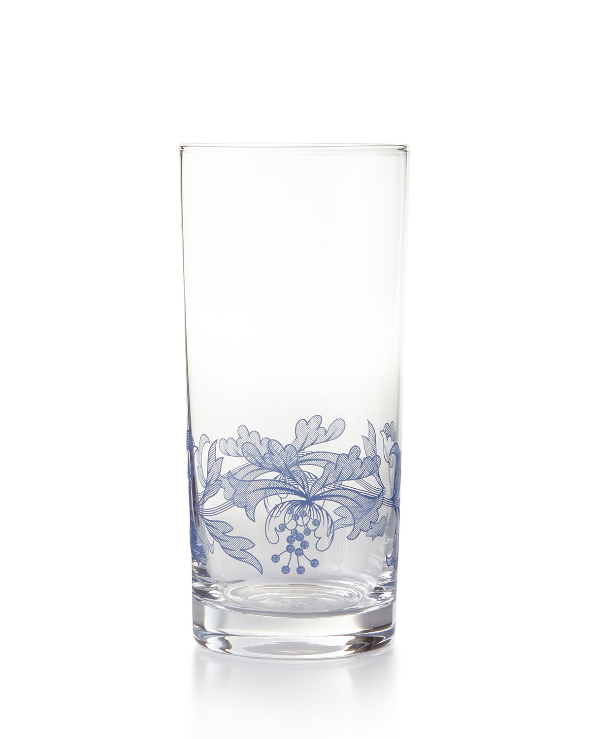 Spode Clothing BLUE ITALIAN HIGHBALLS, SET OF 4