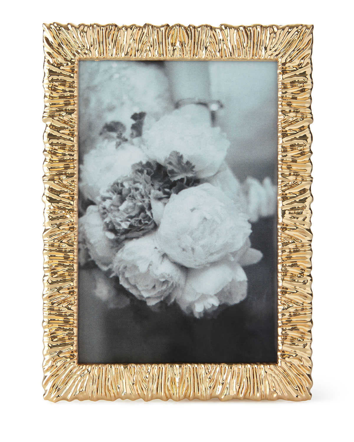 "Aerin Home decors ARMBROISE PICTURE FRAME, 4"" X 6"""